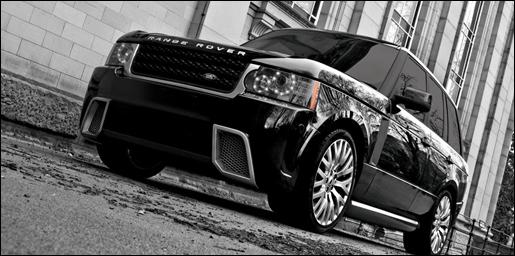 Range Rover Sport Project Kahn RS500