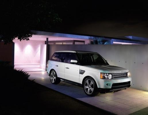 Range Rover Sport Facelift 2010