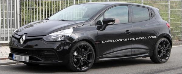 Nieuwe Renault Clio RS 2013