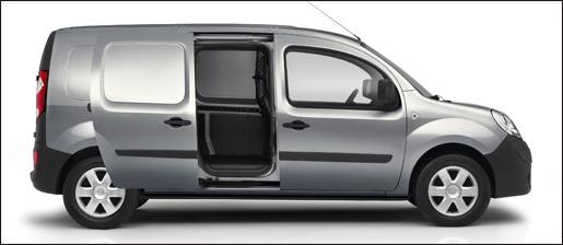 Renault kangoo maxi prijs
