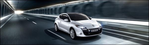 Renault Megane Facelift 2012