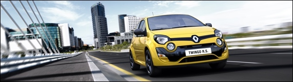 Renault Twingo RS Facelift 2012