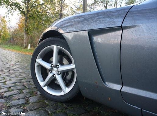 Rijtest: Opel GT
