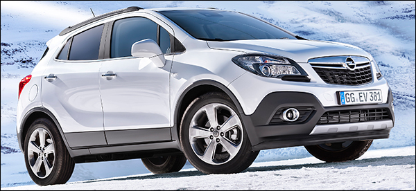 Rijtest Opel Mokka 1.4 Turbo 4x4 Crossover