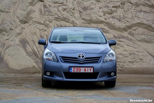 Rijtest: Toyota Verso