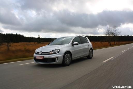 Rijtest: Volkswagen Golf GTD
