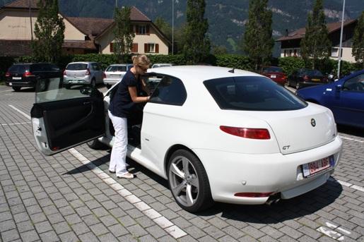 Alfa Romeo GT Q2 rijtest