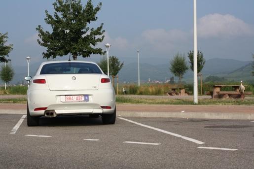 Alfa Romeo GT 1.9 JTD Q2 Rijtest