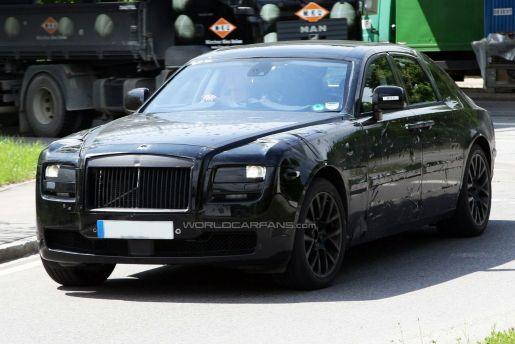 Rolls-royce 200EX Ghost