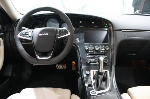 Saab 9-5 Frankfurt \'09