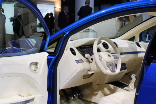 Autosalon Frankfurt Seat IBZ Concept