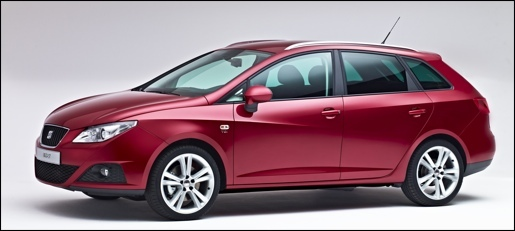 Seat Ibiza St Break Groenlicht Be