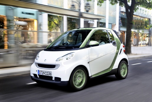 Elektrische Smart Fortwo Electric Drive