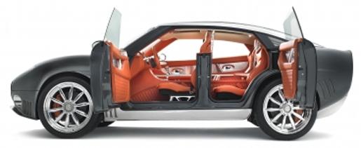 Spyker D12 SUV