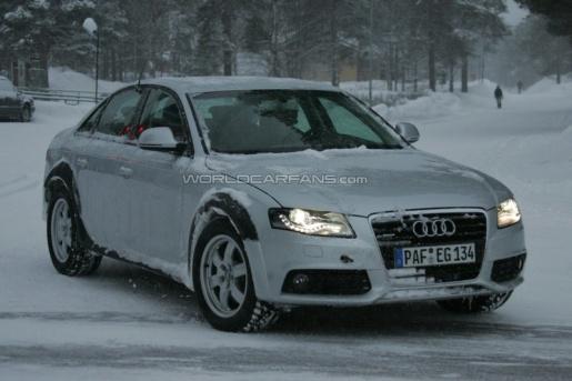 Spyshots: Audi A4 Allroad