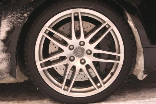 Spyshots: Audi TT-RS Roadster
