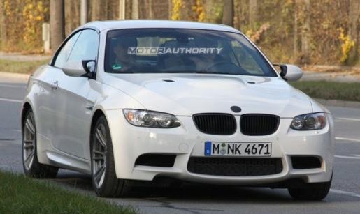 Spyshots: BMW M3 Facelift