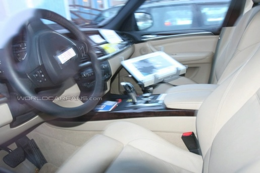 Spyshots: BMW X5 4.8iS