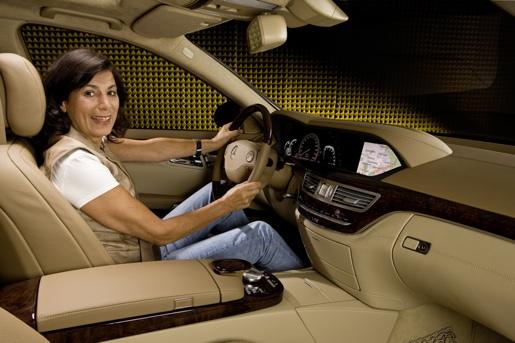 Mercedes S-Klasse Constanze Kamps