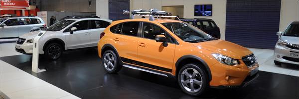 Subaru XV Autosalon 2012