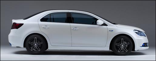 Suzuki EcoCharge Concept Kizashi