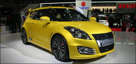 Suzuki S-Concept