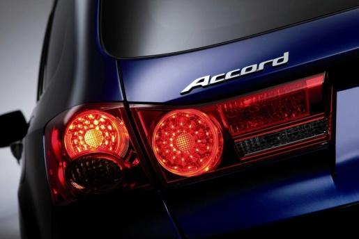 Teaser Honda Accord Tourer
