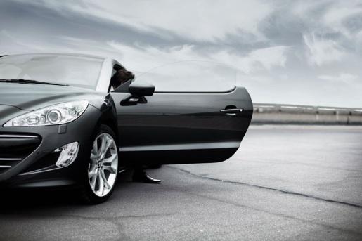 Teasers Peugeot RCZ