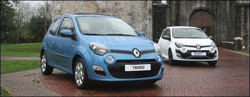 Renault Twingo test 2012 1.2 TCe 1.5 dCi