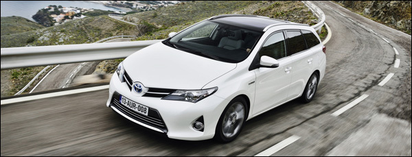 Toyota Auris Sports Tourer