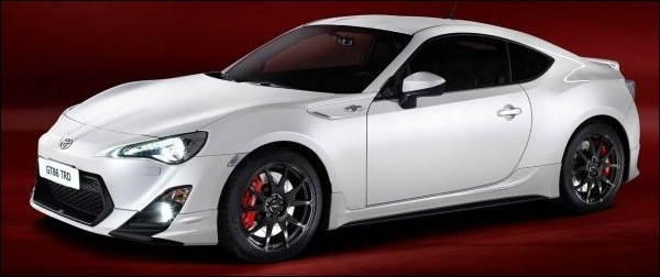 Toyota GT86 TRD Pack
