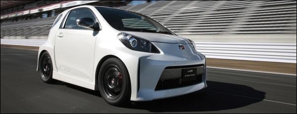Toyota iQ GRMN