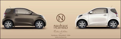 Toyota iQ Neuhaus