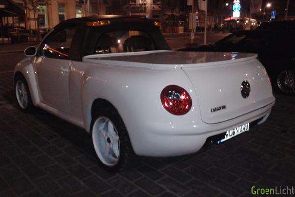 Volkswagen Beetle Cargo