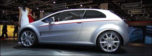 Volkswagen Giugiaro Tex TwinDrive Concept