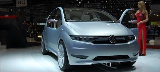 Volkswagen Go! E-Motion Concept