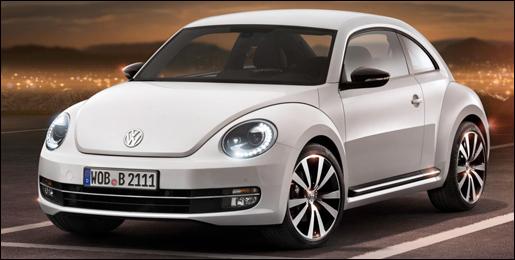 Volkswagen Beetle 2012 New