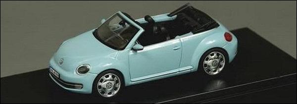 Volkswagen Beetle Convertible 2012