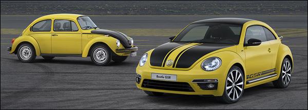 Volkswagen Beetle GSR 2013
