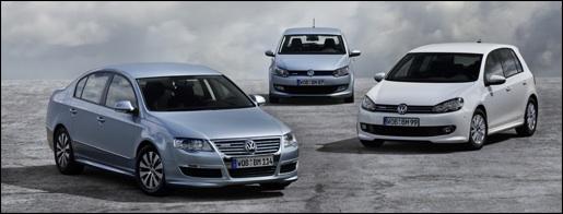 BlueMotion Volkswagen Frankfurt