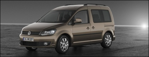 Facelift Volkswagen Caddy