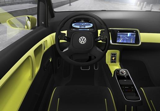 Volkswagen E Up! Concept