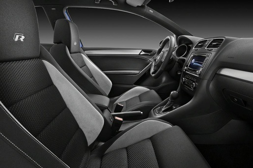 Gelekt: Volkswagen Golf R