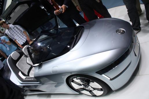 Frankfurt 2009 IAA Volkswagen L1 Concept