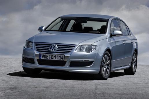BlueMotion Passat Volkswagen Frankfurt