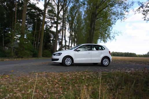 Rijtest Volkswagen Polo 1.6 TDI 75 Pk