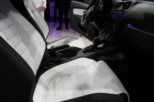 Volkswagen Scirocco Autosalon Genève Geneva