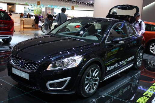 IAA Volvo C30 Facelift