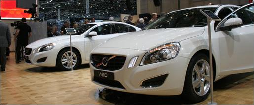 Volvo S60/V60 DRIVe