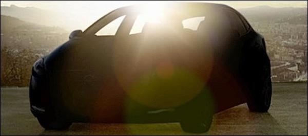 Volvo V40 Teaser 2013
